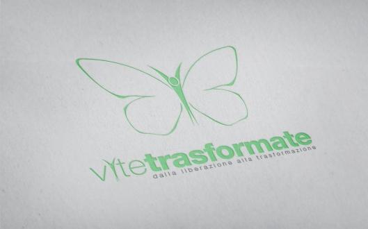 Vite Trasformate Logo Mock Up