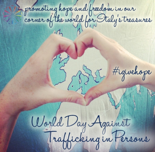 World Day Against TIP Image