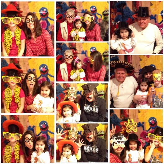 Photo Booth Fun