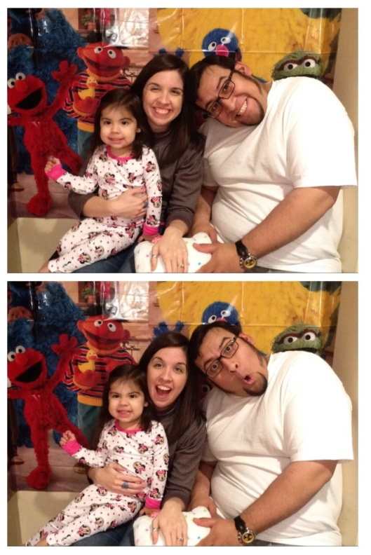 Together with our Two Yr Old
