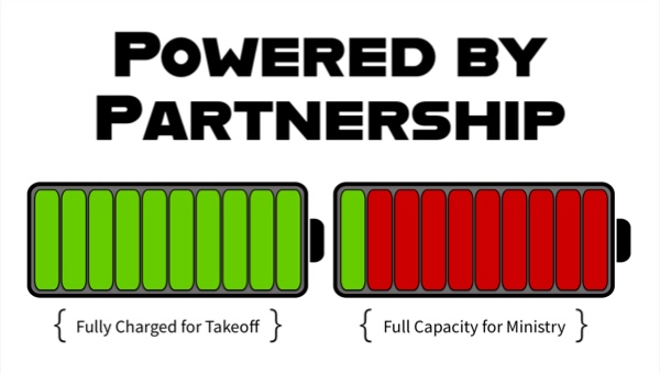 Powered by Partnership